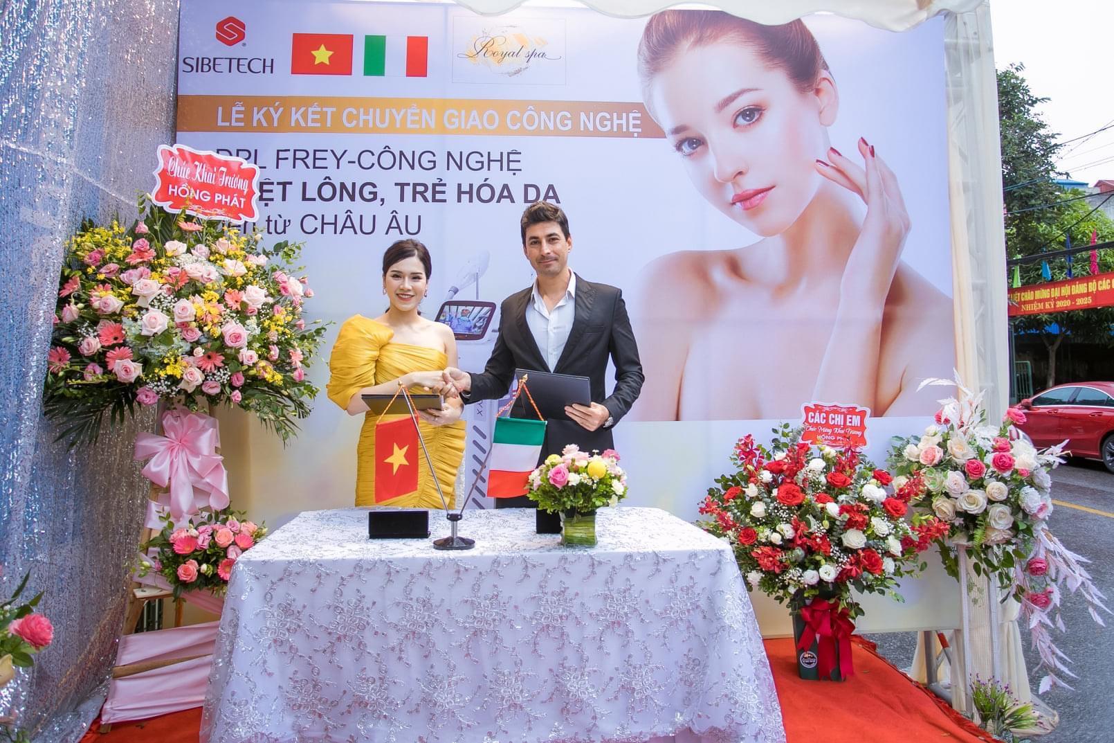 Royal Spa Acadermy - Địa chỉ phun môi uy tín tại Nam Định