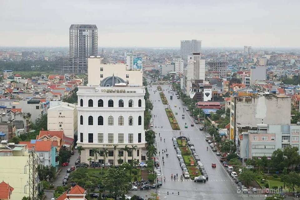 Golden Palace Nam Định - Địa Điểm Nam Định