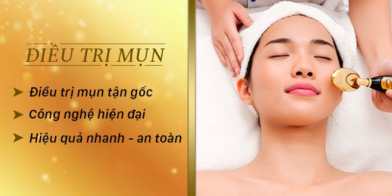 Top 6 spa điều trị mụn tại Nam Định